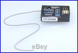 Futaba FUTK1410 4PLS 4-Channel 2.4GHz T-FHSS Telemetry Radio withR304SB Receiver