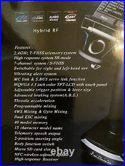 Futaba FUTK4908 7PX 7 Channel 2.4GHz T-FHSS Super Response System
