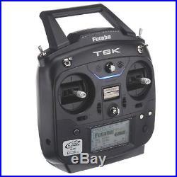 Futaba FUTK6111 6K V2 8-Ch FPV Racing Drone T-FHSS Radio with R3001SB Receiver