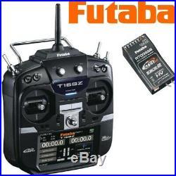 Futaba FUTK9461 16SZH 16-Channel Heli Radio / Transmitter w R7008SB Receiver