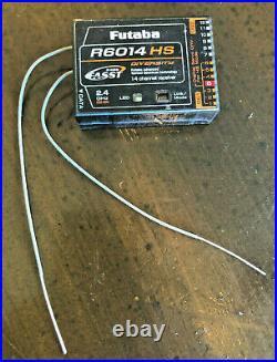 Futaba R6014HS 2.4 GHz FASST 14-Channel Receiver