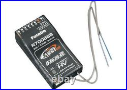 Futaba R7008SB 8 Channel + S. Bus 2 FASSTest 2.4GHz Full-range Receiver 18MZ