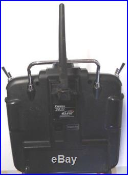 Futaba T10cp 2.4ghz Fasst 10 Channel Transmitter Good Condition + Battery