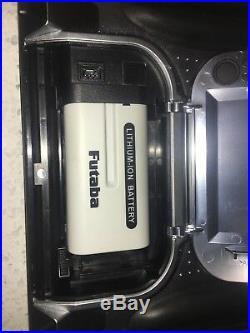 Futaba T12ZA Digital Proportional Radio Controller System Transmitter R/C (Q1)