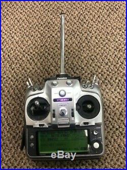 Futaba T12ZH 12-Channel transmitter FM module