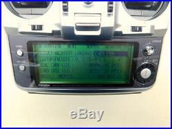 Futaba T12ZH R/C Transmitter 2.4GHz FASST / 72MHz PCMG3/PCM1024/FM Selectable
