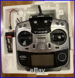 Futaba T14SG Radio Transmitter Mode 2