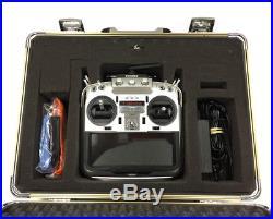 Futaba T18MZ 18-Channel Air Computer Radio System