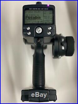 Futaba T3PK 2.4 GHz Fasst Transmitter With Futaba R603FS 3-Channel Receiver