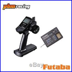 Futaba T3PV / R203GF 3-Channel Transmitter / Receiver Combo 2.4G T-FHSS P-CB3PV