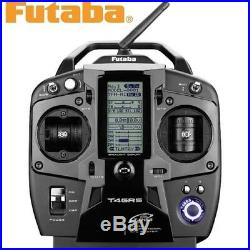 Futaba T4GRS 2.4GHz T-FHSS 4 Channel Combo With R304SB Receiver P-CB4GRS
