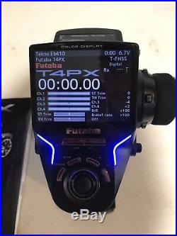 Futaba T4PX Transmitter and Receiver