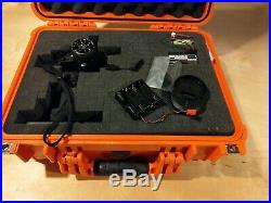 Futaba T4px 4 channel Radio System with 3 r304sb receivers & telemetry sensors