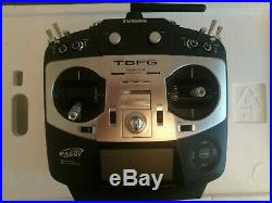 Futaba T8FG Super 14 Channel Radio Control FASST Transmitter + R6008HS Receiver
