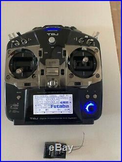 Futaba T8J RC Tx (1 Receiver) S-FHSS 2.4gHz
