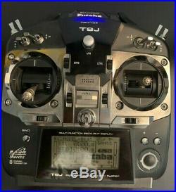 Futaba T8J Transmitter 8-Ch 2.4GHz S-FHSS