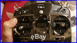 Futaba T8J Transmitter and R2008SB receiver