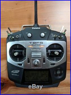 Futaba T8fg Super Radio Transmitter Nr