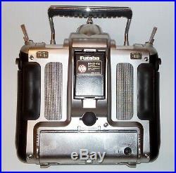 Futaba T9ZAP 9 Channel PCM 1024 Mode-1 RC Airplane Transmitter 72MHz 9Z
