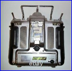 Futaba T9ZAP PCM 1024 Z, 9 Channel Mode-2 RC Transmitter 9z