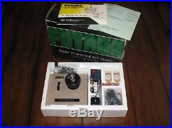 Futaba Vintage FP-2FA 2 Channel Wheeled Tx / Rx Radio System rc12e 12e RC1 RC300