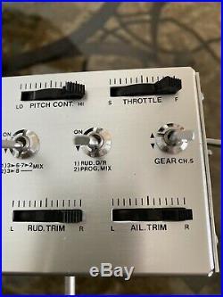 Futaba pcm transmitter & Receiver FP-T8SSA-P Single Stick