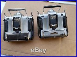 Futaba t9zap wc2 t9zhp pcm radio lot transmitter remote control super deal 2 pcs