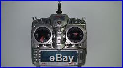 Graupner JR MX-22 MX22 MX 22 sender transmitter futaba robbe mc-22 mc-24 mc24
