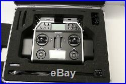 Graupner MC-26 Tray Radio Mode 2 New gr-24L receiver futaba jeti spektrum