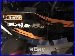 HPI Baja Kraken TSK-B Class 1/5th Gas Buggy Excellent Condition Futaba