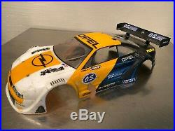 HPI Nitro RS4 1/10 Racer Chassis, Engine, 3 Body, Futaba 3PDF R/C Controller LOT