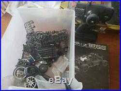 HPI RACING Nitro RS4 3 18SS Super Sport O. S. 18 Tz, Futaba, Vantage