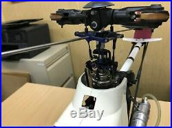 Hirobo Shuttle Zxx RC Helicopter with Futaba 8UP, Complete Kit