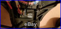 Hpi blitz 2 Brushless Short Course Mamba Max Pro ESC Futaba 3PM Magnum 2.4GHz