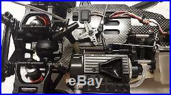 Kyosho Super Ten GP Limited Edition Nitro R/C OS MAX Engine & Inbuilt Futaba