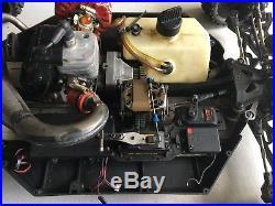 Losi 5ive CY26 Savox 0236 VRC pipe 2-speed-gear-box Futaba 4pk