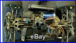 Losi 8ight E Hitec Futaba T3PK Xcelorin 2400 Castle Mamba Max Pro READY TO RUN