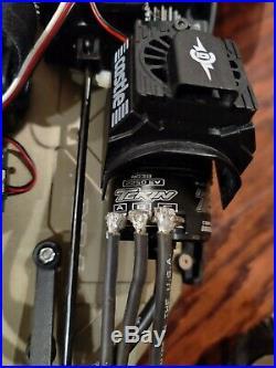 Losi 8ight-T E 3.0 TLR 1/8, Tekin RX8, Tekin T8 2250KV, Futaba R203, Plus Extras