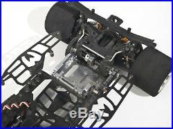 Motonica P81 Electron 1/8 Onroad Elektro mit Futaba S9350 Digital Top