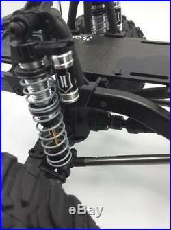 NEW Axial SCX10 Kit Built with Novak Timbuk 2 ESC and Motor Futaba Servo AX90021