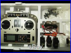 NEW COMPLETE SET ROBBE FUTABA FX-18 PPM-PCM COMPUTER SYSTEM 35MHz ITEMF4090