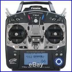NEW Futaba 10JA 10-Channel Air T-FHSS System FUTK9200