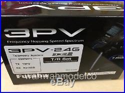 NEW Futaba 3PV 3-Channel T-FHSS Telemetry System 3PV R314SB