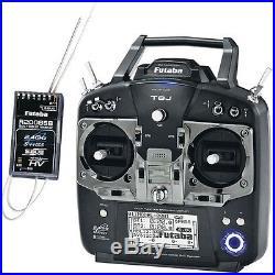 NEW Futaba 8JA 2.4GHz Air Transmitter & R2008SB S-FHSS Receiver FREE SHIPPING