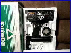 NEW IN BOX Vintage 1980's Futaba Magnum Junior Model FP2PKA RC Controller 75mhz