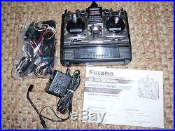 NEW Tamiya R/C Toyota Bruiser (RN36) With Vintage Futaba Controller and Charger