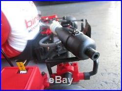 New 1/5 Kyosho Birel R31-SE Readyset Nitro Racing Go-Kart RTR GZ-15 Engine Power