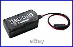 New FUTABA SBS-02G GPS TELEMETRY SENSOR (FASSTEST/T-FHSS) for 14SG 16SZ 18SZ 7PX