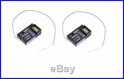 New Futaba 4PV 4-Channel 2.4GHz S-FHSS/T-FHSS Radio System withR314SB Receiver x 2