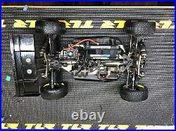 New Losi 8ight Xe Tlr 4wd Electric Buggy Race Package, Orion, Futaba, Lunsford